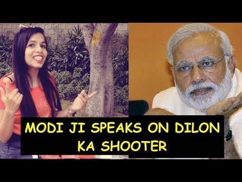 Solid Beizzati By Modi Ji On Dhinchak Pooja's Dilon Ka Shooter Hai Mera Scooter