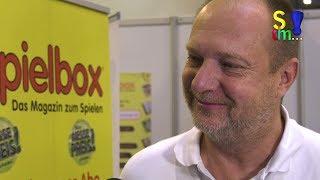 Interview: Jens Nostheide - Verleger der SPIELBOX - Spiel 2017