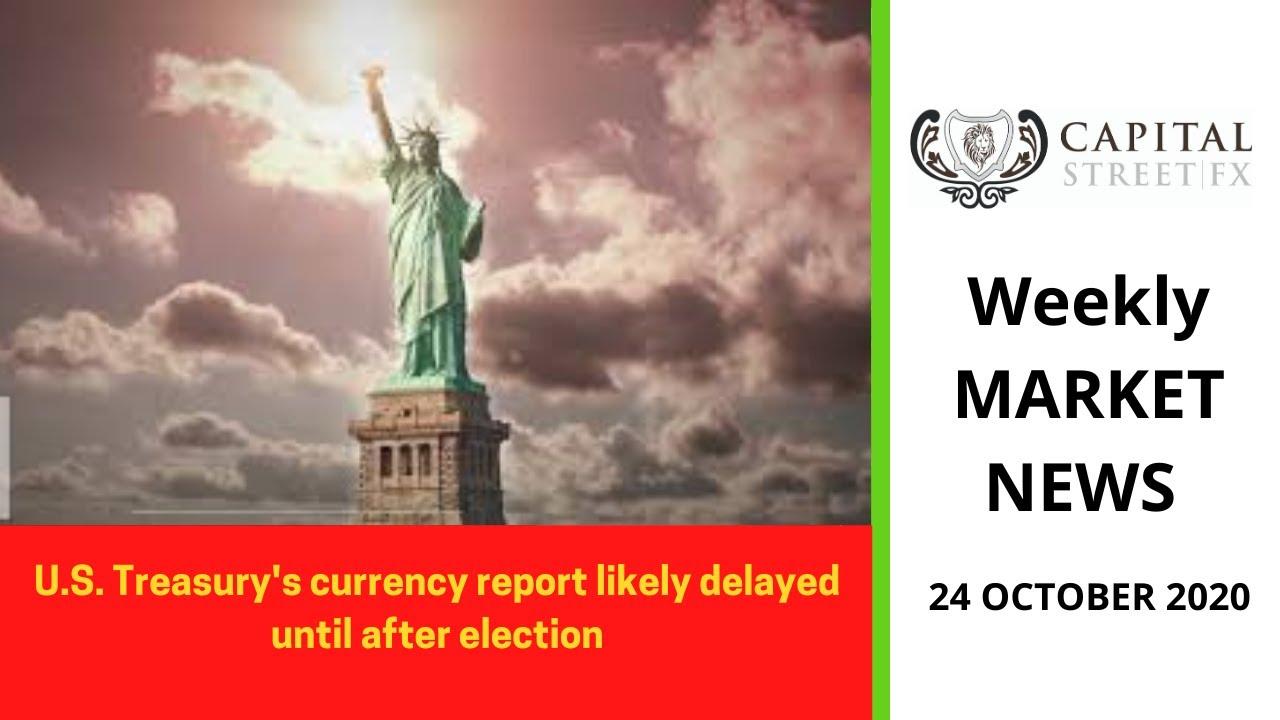 Weekly Financing & Global News 24th October 2020|Market Update, Organization News, Forex News thumbnail