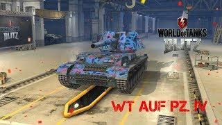 WT Auf Pz. IV - World Of Tanks Blitz