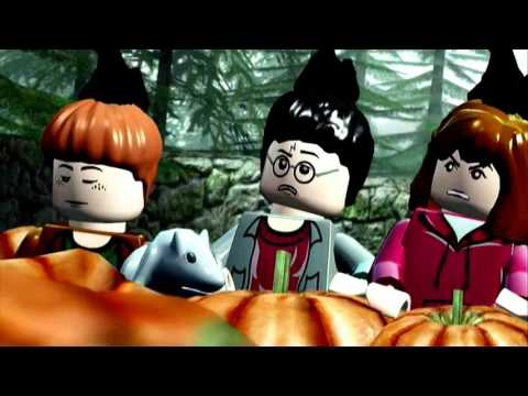 Lego Harry Potter Years 1 4 Trailer thumbnail