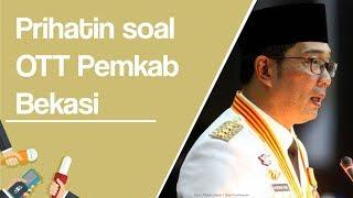 Ridwan Kamil Prihatin Terkait OTT 10 Pejabat Pemkab Bekasi