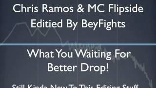 Chris Ramos & MC Flipside - What You Waiting For (Betterish Drops)