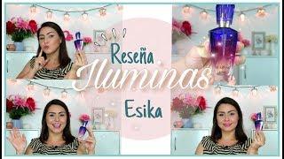 PERFUMES ILUMINAS ESIKA RESEÑA/EVE TIPS