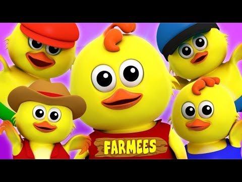 Best Kids Songs & Nursery Rhymes | Popular Cartoon Videos For Children | Farmees
