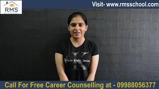 RMS Student Testimonial | RMS Internship | Certification Course HR | TISS-S