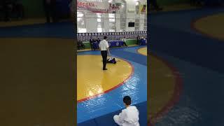 Соревнования дзюдо дети 23 кг г Армавир 10.03.2018