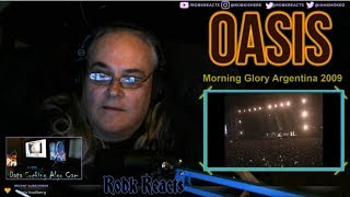 Oasis   Morning Glory   Requested Reaction    Argentina 2009