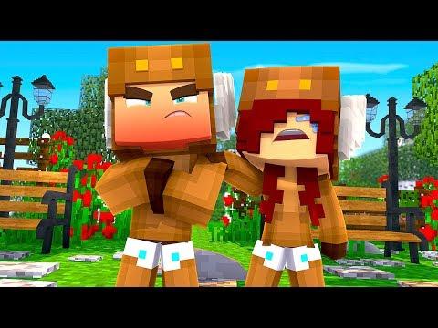 Minecraft Daycare - I BROKE UP WITH MY GIRLFRIEND... (MINECRAFT ROLEPLAY)