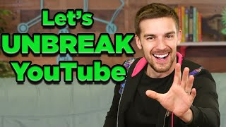 I'm building a BETTER Youtube.