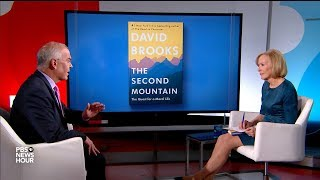 David Brooks on emerging from loneliness to find 'moral renewal'