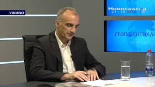 Geopolitika 20. septembar gost Veljko Đurić