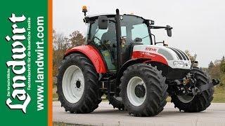 Steyr 4115 Multi | landwirt.com