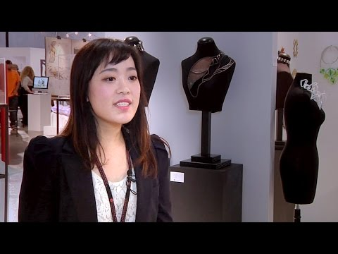 Start with Your Heart | Jewelry & Metal Artist Jizhi Li | Academy of Art University