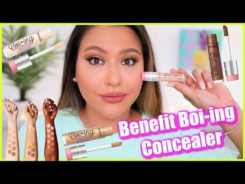 Boi-ing Cakeless Concealer by Benefit #8