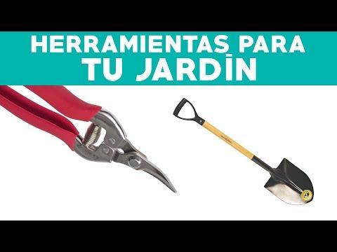 ¿Cómo elegir herramientas manuales para el jardín?