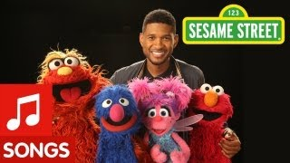 Sesame Street: Usher's ABC Song