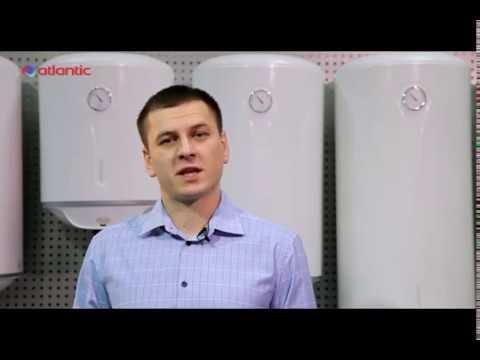 Накопительный водонагреватель Atlantic OProP VM 100 D400-1-M Video #1