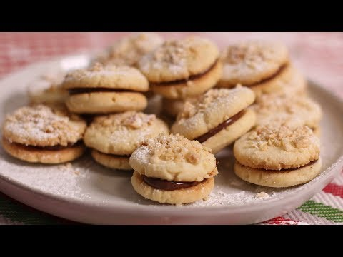 Nutella Tea Cookies   | Ep. 1310
