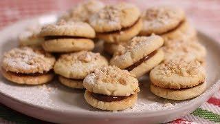 Nutella Tea Cookies ???? | Ep. 1310