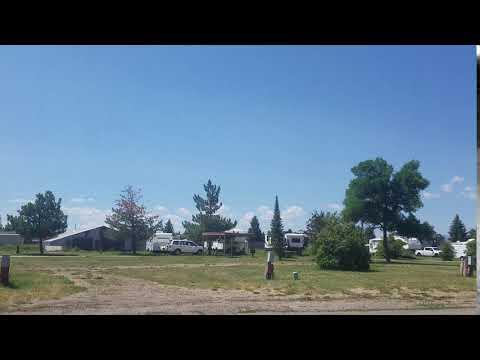 Video Of Rendezvous Village RV Park, ID
