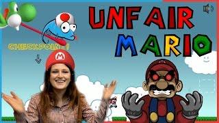 Ma Premiere Fois - Rage Game et Alcool - Unfair Mario