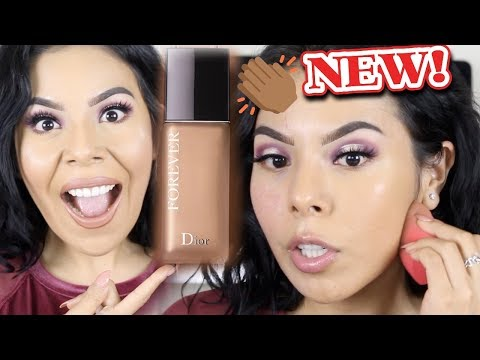 Forever 24h Wear High Perfection Skin Caring Matte Foundation by Dior #2