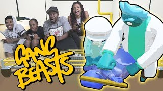 THE SUSIE MAKERS ARE BACK! - Gang Beasts Wave Gameplay