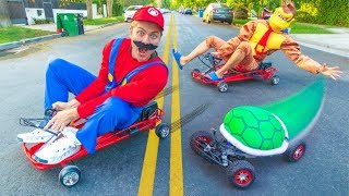 MARIO KART IN REAL LIFE!!