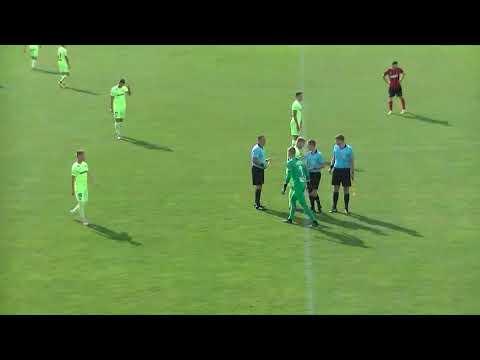 Muži A: FK Hodonín - Zboj. Brno 1:3