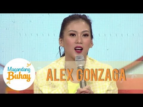 Alex shares why she admires her Mommy Pinty   Magandang Buhay