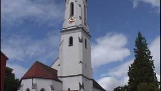 preview picture of video 'Pfarrkirche Gaimersheim'