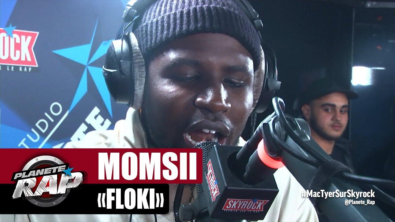 "[EXCLU] Momsii ""Floki"" #PlanèteRap"