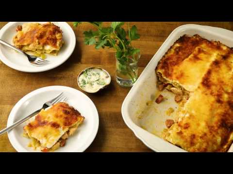 How to Make Cajun Chicken Lasagna | Mashup Recipes | Allrecipes.com