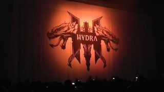 Within Temptation, Within Temptation Hydra Tour 2014 | Hamburg: Let us burn & Paradise (What about us?)