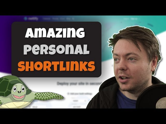 Build your own Link Shortener with Netlify