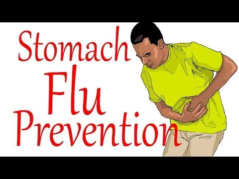 Video How to Prevent Stomach Flu | Stomach Flu Prevention