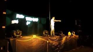 """Ca sĩ Lâm Vĩnh Tâm trong live show ca nhạc """"Tình quê hương"""""""