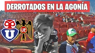 U DE CHILE  VS UNIÓN ESPAÑOLA - EL ÉXITO ESTA EN EL ARCO RIVAL