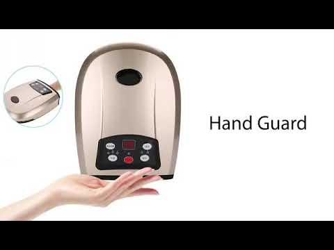 Hand Acupressure Massager