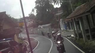 preview picture of video 'Pantai Jayanti 16 Maret 2014 By Komunitas Pencunta Touring Bandung'