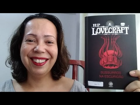 #suspense #lovecraft Sussurros na escuridão - H.P.Lovecraft