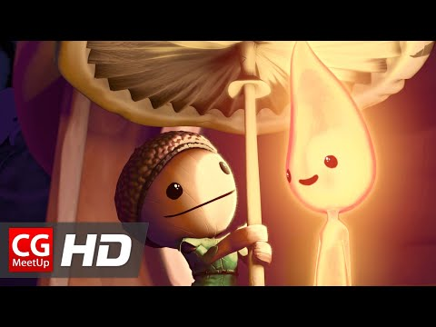 "CGI Animated Short Film: ""Kindled"" by Kindled Team | CGMeetup"