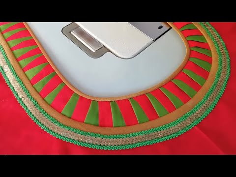stitching of a beautiful back neck design of blouse | fashion designing