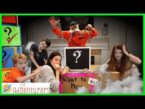 VILLAINS Part 6 - The Black Box Releases ZOMBIES! / That YouTub3 Family I The Adventurers