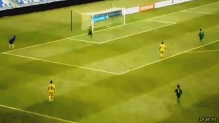 Weird own goal from goalkeeper matchfixing???