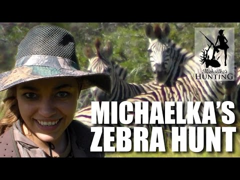 Michaelka's Zebra Hunt