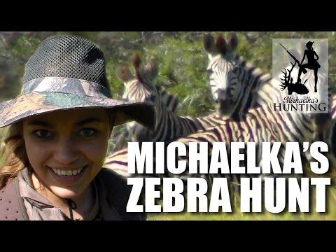 Michaelka's Zebra Hunt