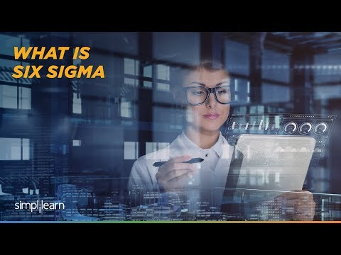 What Is Six Sigma   Six Sigma Green Belt Training   Simplilearn ...