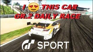 GT Sport Is This My Favourite Car??? GR.2 Super GT Daily Race